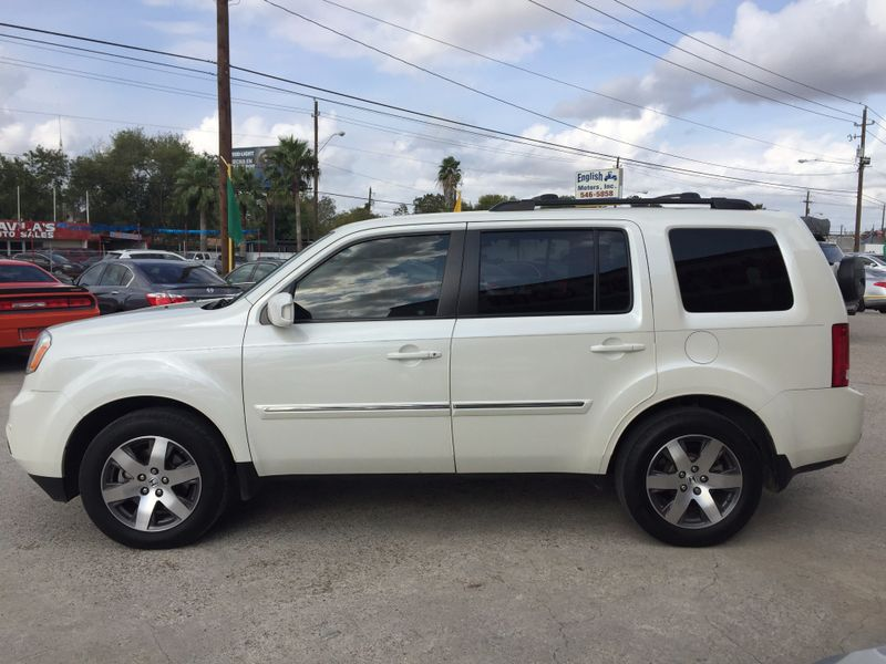 2014 Honda Pilot Touring  Brownsville TX  English Motors  in Brownsville, TX