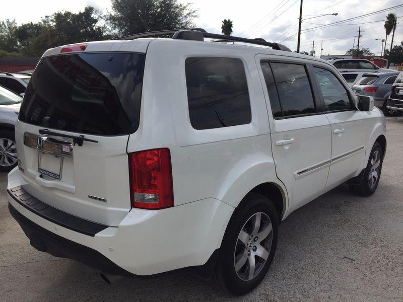 2014 Honda Pilot Touring  Brownsville TX  English Motors  in Brownsville, TX