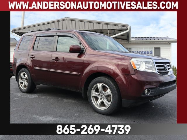 2014 Honda Pilot EX-L in Clinton, TN 37716