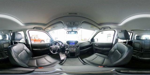 2014 Honda Pilot EX-L Madison, NC 8
