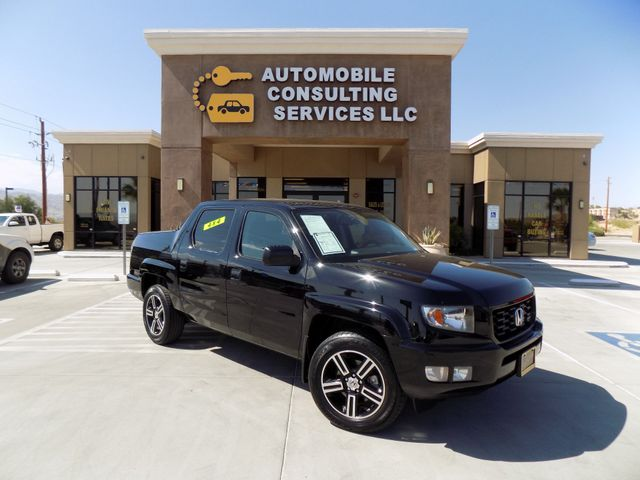 2014 Honda Ridgeline Sport 4x4 in Bullhead City, AZ 86442-6452