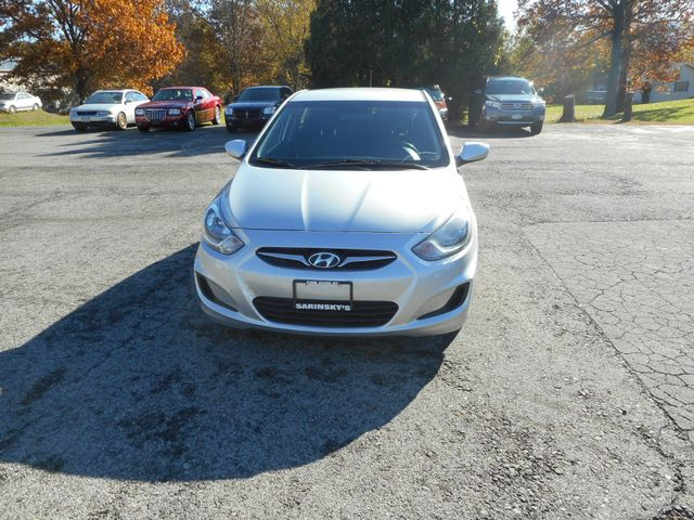 2014 Hyundai Accent 5-Door GS New Windsor, New York 10