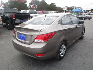 2014 Hyundai Accent GLS  Abilene TX  Abilene Used Car Sales  in Abilene, TX
