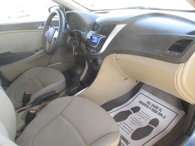 2014 Hyundai Accent GLS Gardena, California 8