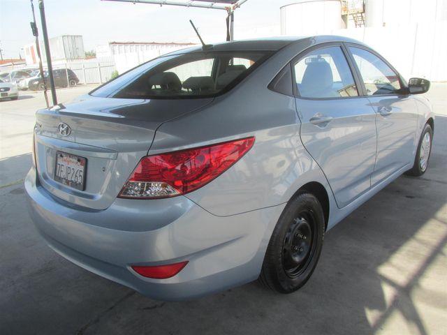 2014 Hyundai Accent GLS Gardena, California 2