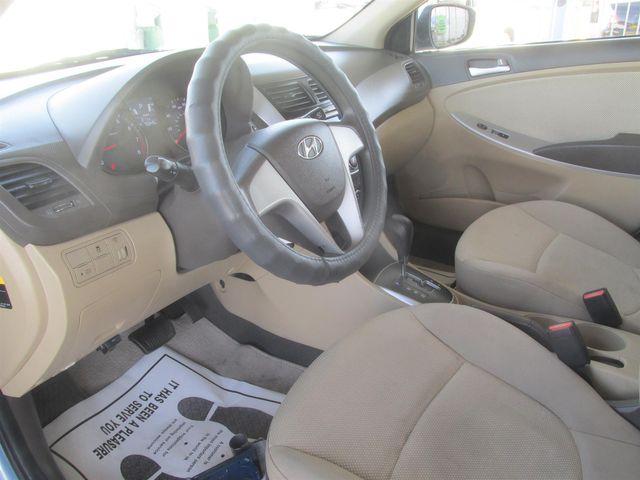 2014 Hyundai Accent GLS Gardena, California 4