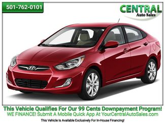 2014 Hyundai Accent GLS | Hot Springs, AR | Central Auto Sales in Hot Springs AR