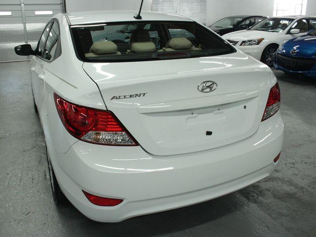 2014 Hyundai Accent GLS Premium Kensington, Maryland 10