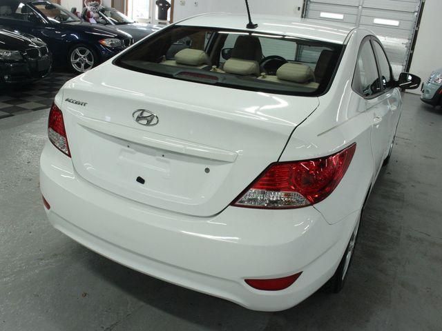 2014 Hyundai Accent GLS Premium Kensington, Maryland 11