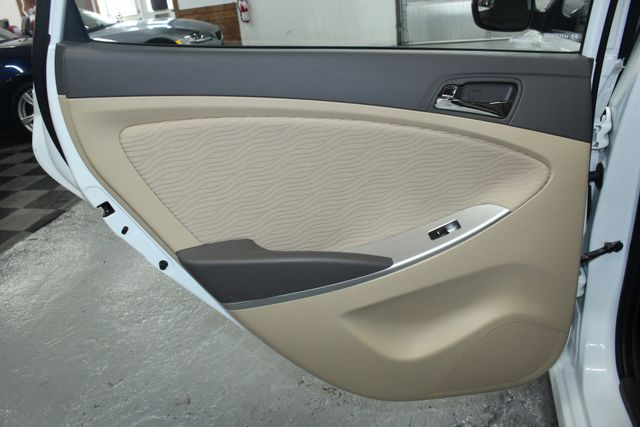2014 Hyundai Accent GLS Premium Kensington, Maryland 26