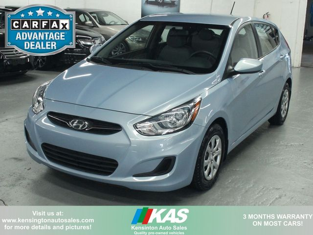 2014 Hyundai Accent  GS Hatchback Kensington, Maryland