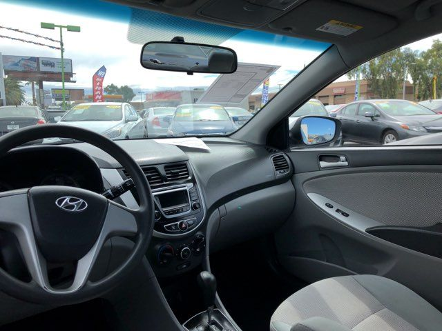 2014 Hyundai Accent GLS CAR PROS AUTO CENTER (702) 405-9905 Las Vegas, Nevada 5