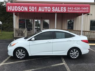 2014 Hyundai Accent GLS | Myrtle Beach, South Carolina | Hudson Auto Sales in Myrtle Beach South Carolina