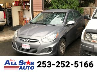 2014 Hyundai Accent GLS in Puyallup Washington, 98371