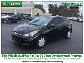 2014 Hyundai ACCENT/PW  | Hot Springs, AR | Central Auto Sales in Hot Springs AR