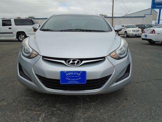 2014 Hyundai Elantra SE  Abilene TX  Abilene Used Car Sales  in Abilene, TX