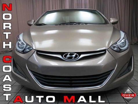 2014 Hyundai Elantra SE in Akron, OH