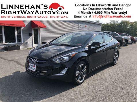 2014 Hyundai Elantra Sport in Bangor
