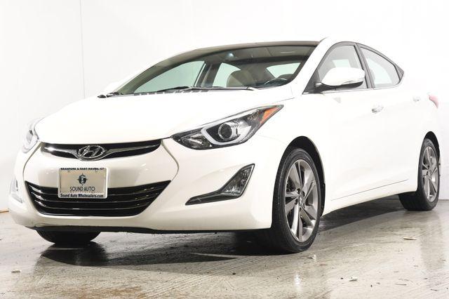 2014 Hyundai Elantra Limited w/ Navigation
