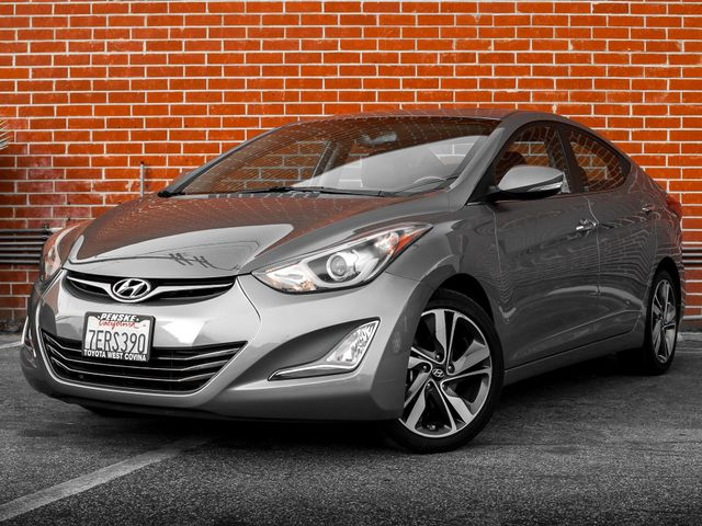 2014 Hyundai Elantra Limited Burbank, CA 0