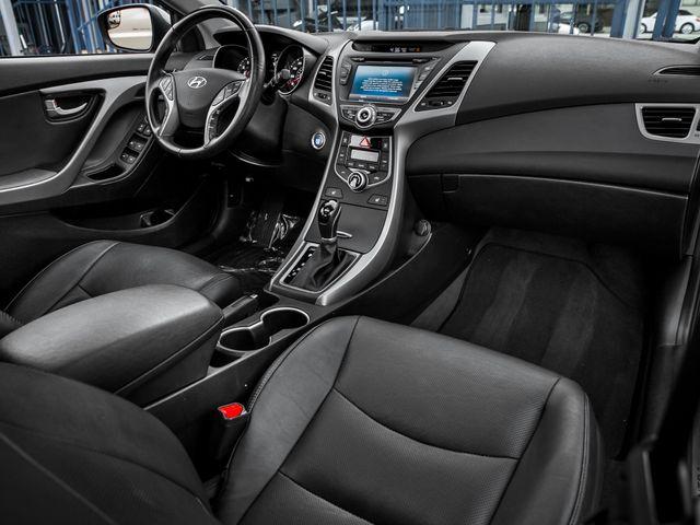 2014 Hyundai Elantra Limited Burbank, CA 12