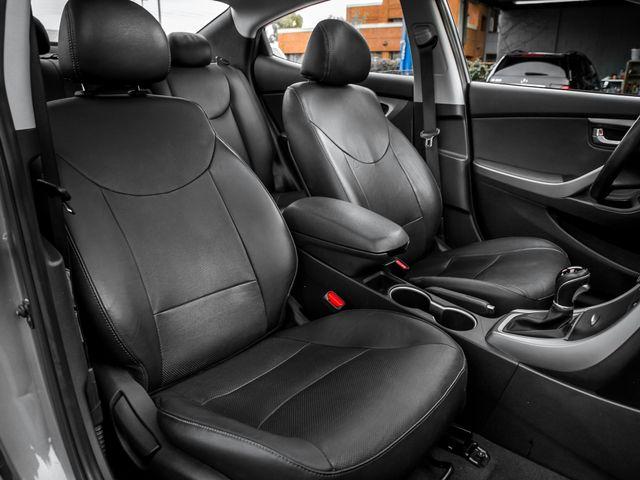 2014 Hyundai Elantra Limited Burbank, CA 13