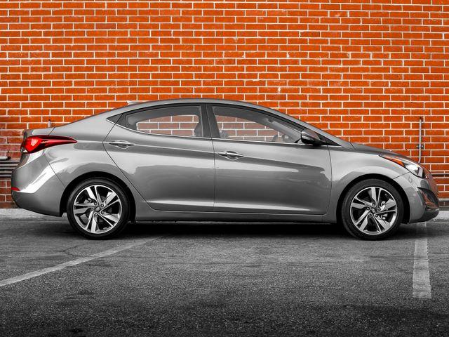2014 Hyundai Elantra Limited Burbank, CA 4