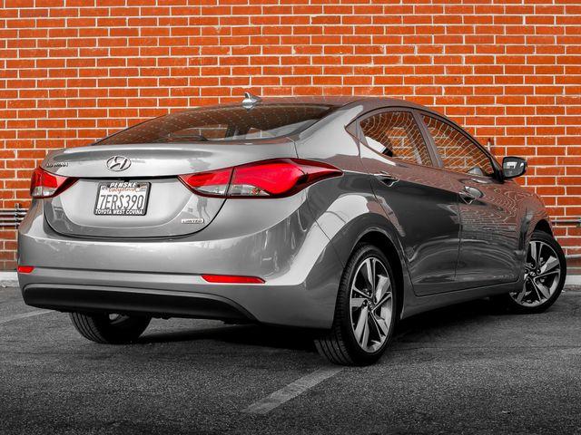 2014 Hyundai Elantra Limited Burbank, CA 6