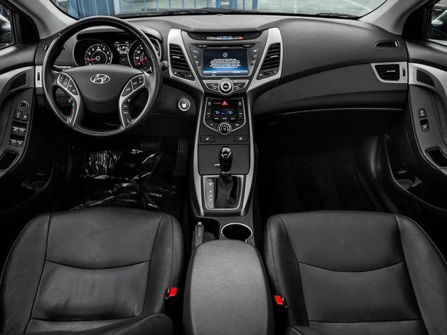 2014 Hyundai Elantra Limited Burbank, CA 8