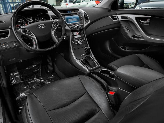 2014 Hyundai Elantra Limited Burbank, CA 9