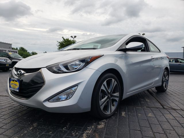 2014 Hyundai Elantra Coupe  | Champaign, Illinois | The Auto Mall of Champaign in Champaign Illinois