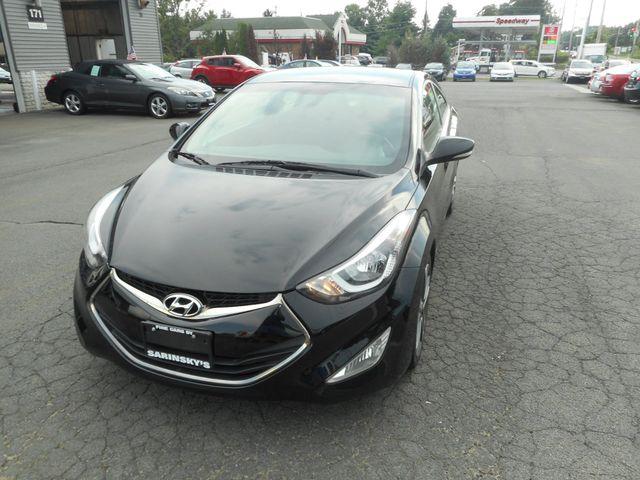 2014 Hyundai Elantra Coupe New Windsor, New York 11