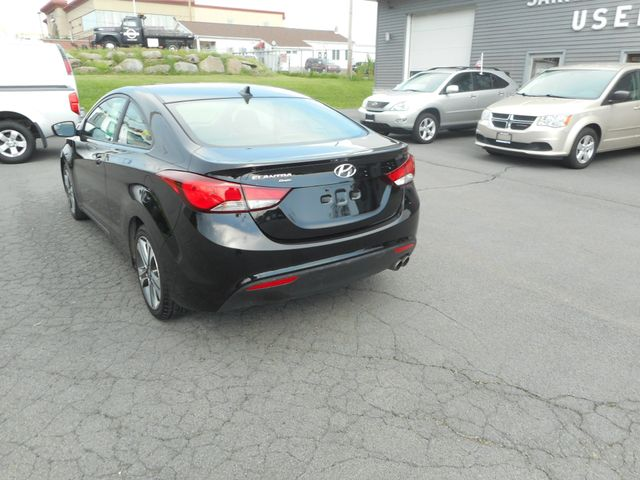 2014 Hyundai Elantra Coupe New Windsor, New York 3