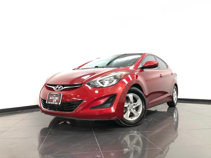 2014 Hyundai Elantra *Drive TODAY & Make PAYMENTS* | The Auto Cave in Dallas