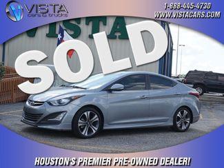 2014 Hyundai Elantra Sport  city Texas  Vista Cars and Trucks  in Houston, Texas