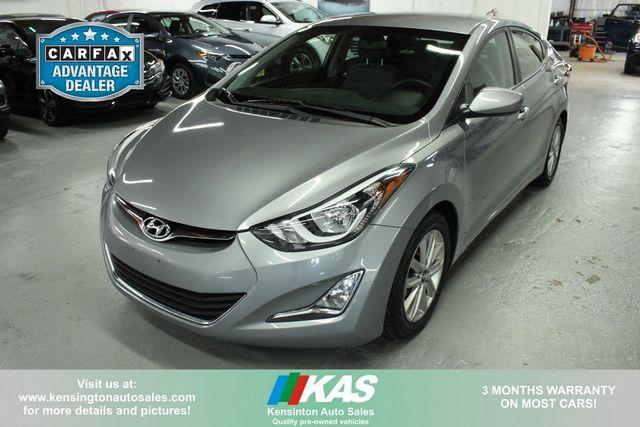 2014 Hyundai Elantra SE Preferred Kensington, Maryland