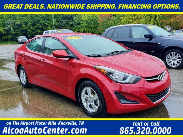 2014 Hyundai Elantra SE w/Alloy Wheels in Louisville, TN 37777
