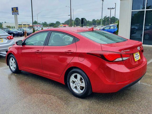 2014 Hyundai Elantra SE w/Alloy Wheels in Louisville, TN 37777