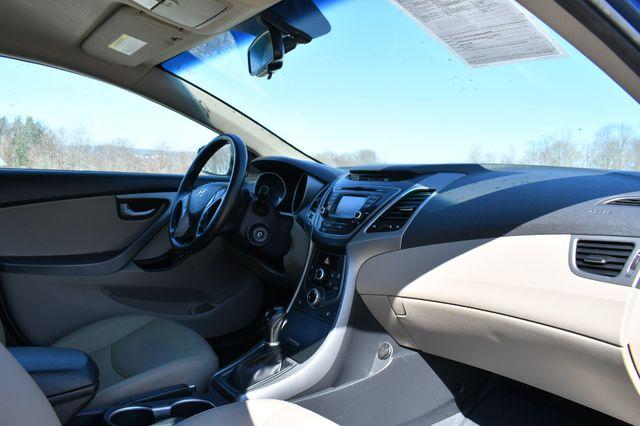 2014 Hyundai Elantra Limited Naugatuck, Connecticut 10