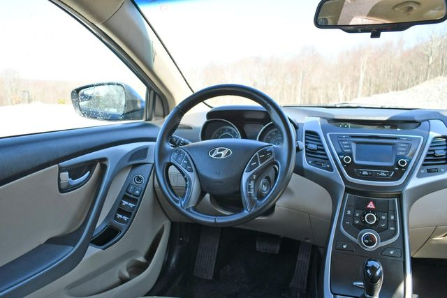2014 Hyundai Elantra Limited Naugatuck, Connecticut 17