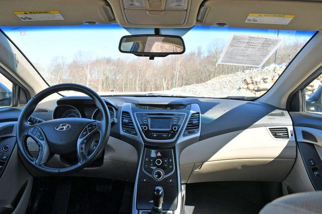 2014 Hyundai Elantra Limited Naugatuck, Connecticut 18