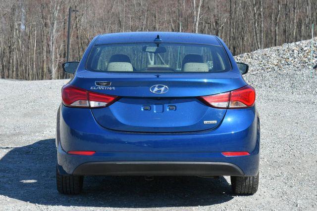 2014 Hyundai Elantra Limited Naugatuck, Connecticut 5