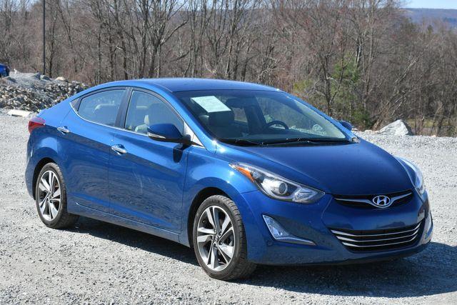 2014 Hyundai Elantra Limited Naugatuck, Connecticut 8