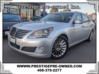 2014 Hyundai EQUUS SIGNATURE in Campbell, CA 95008