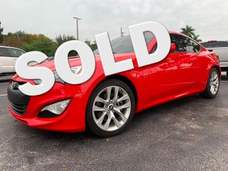 2014 Hyundai Genesis Coupe 2.0T in Lighthouse Point FL