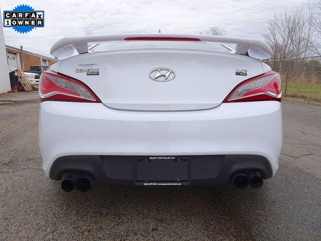 2014 Hyundai Genesis Coupe 2.0T R-Spec Madison, NC 3