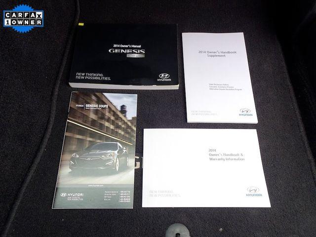 2014 Hyundai Genesis Coupe 2.0T R-Spec Madison, NC 42