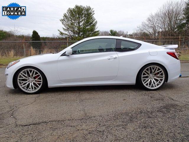 2014 Hyundai Genesis Coupe 2.0T R-Spec Madison, NC 5
