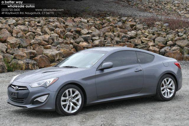 2014 Hyundai Genesis Coupe 2.0T Premium Naugatuck, Connecticut