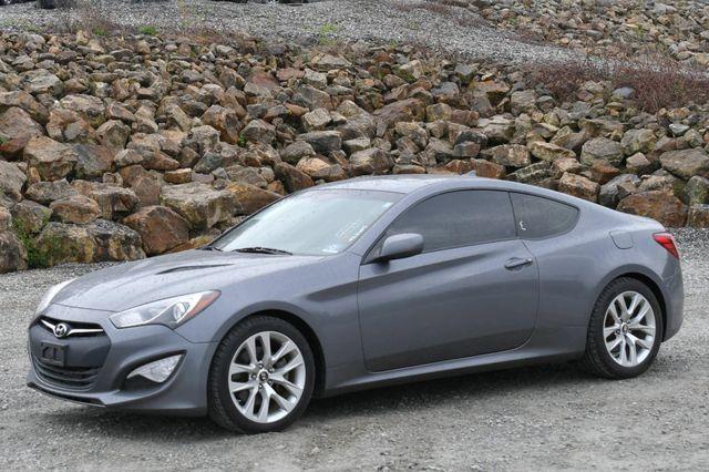 2014 Hyundai Genesis Coupe 2.0T Premium Naugatuck, Connecticut 2